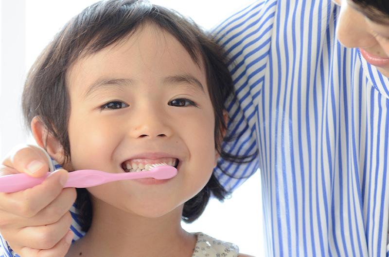 小児歯科こそ「予防」を大切に